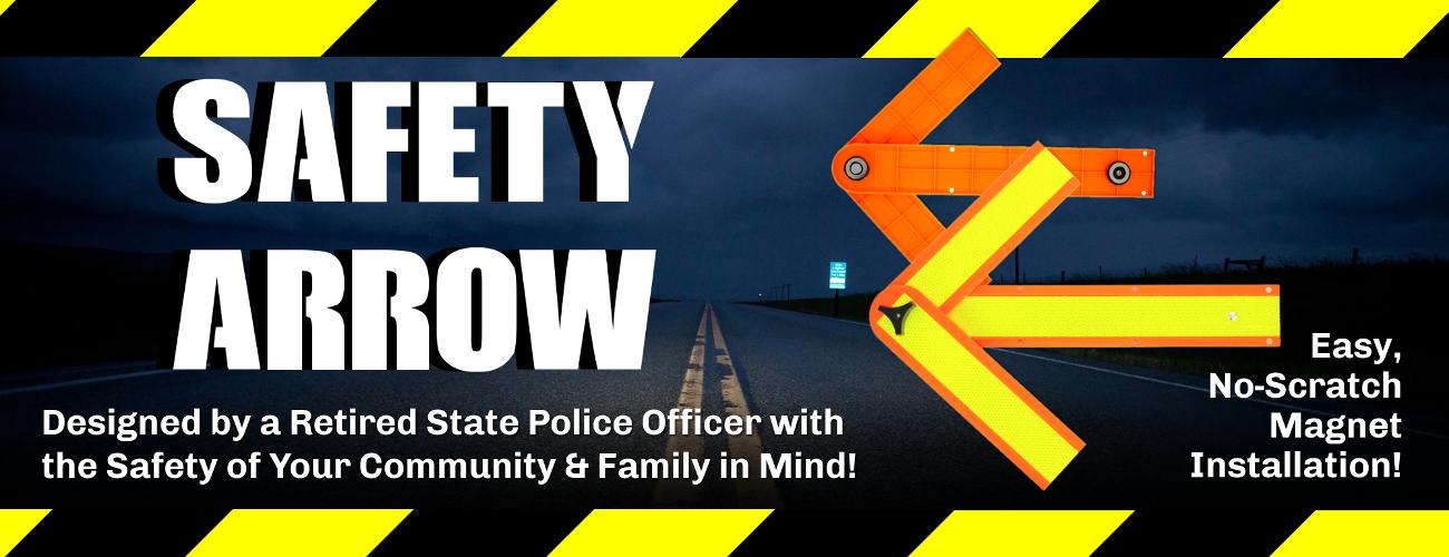 Safety Arrow Traffic Safety